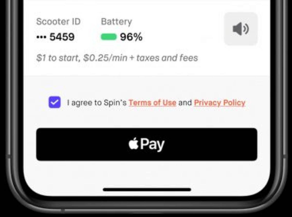 App Clip Payment