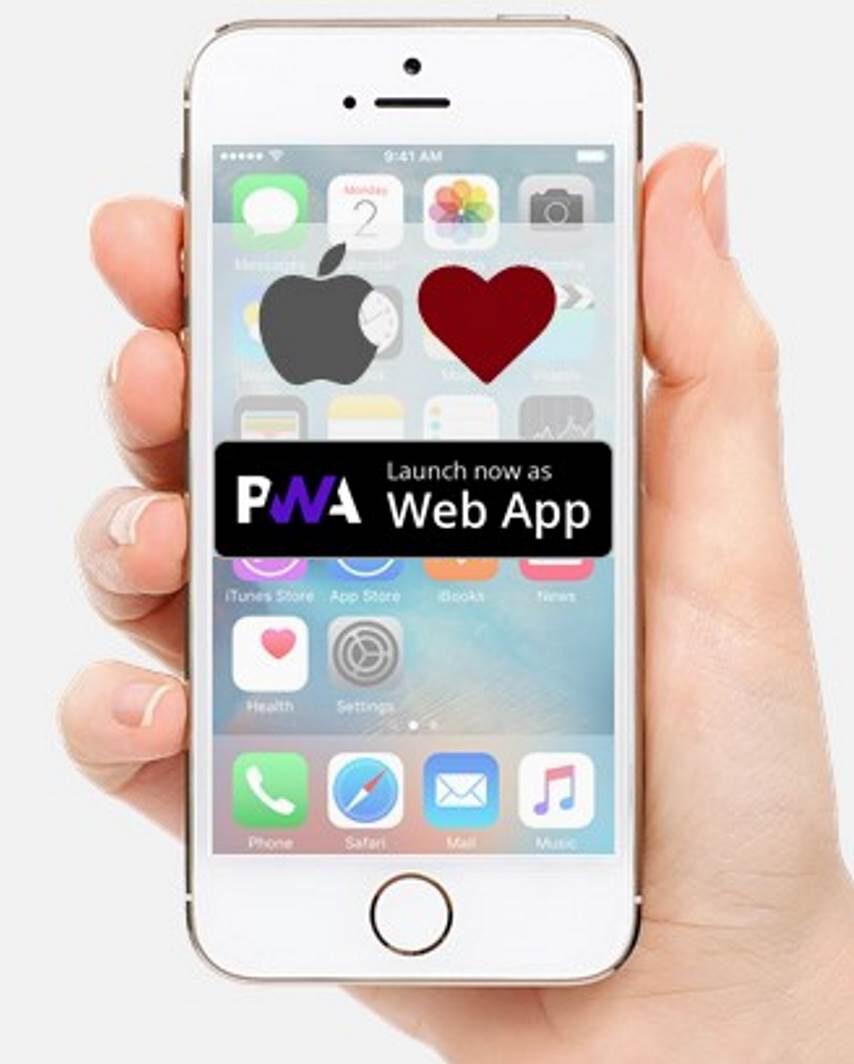 Apple Loves PWAs on iPhones