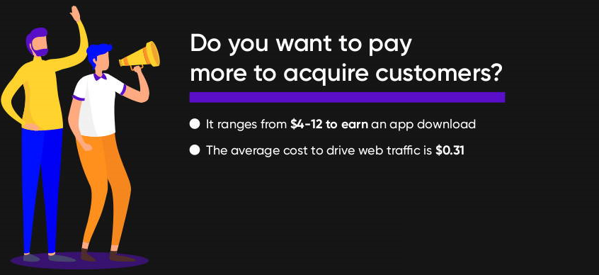 Do You Want to Pay More to Acquire Customers