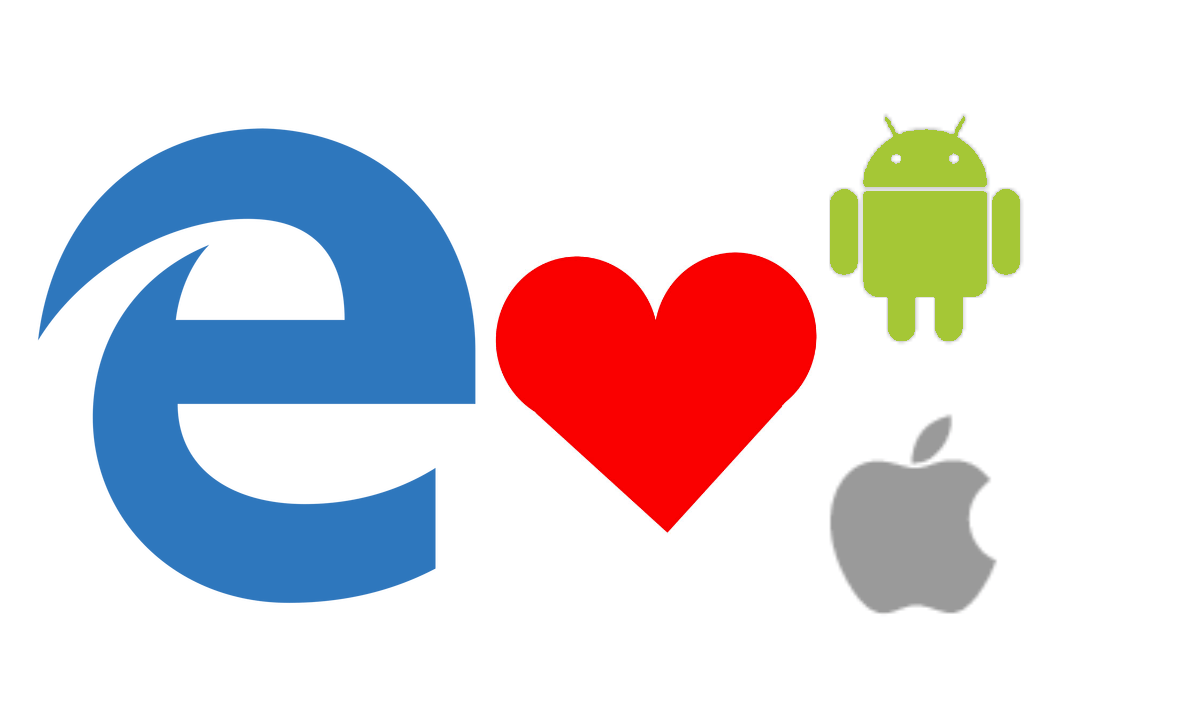 Microsoft Announces Edge On iOS And Android Phones