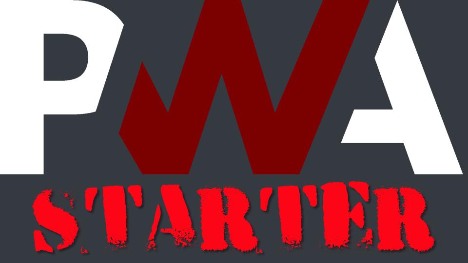 The PWA Starter