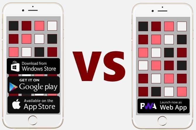 Progressive Web Apps vs Native Apps